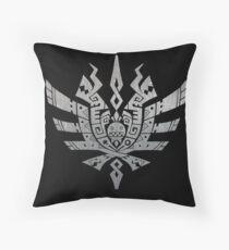 Monster Hunter 4 Ultimate Throw Pillow