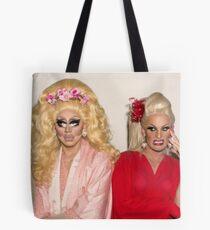 Bolsa de tela Trixie Mattel y Katya