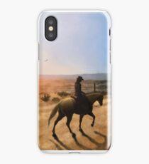 Wanderer   Redemption iPhone Case/Skin