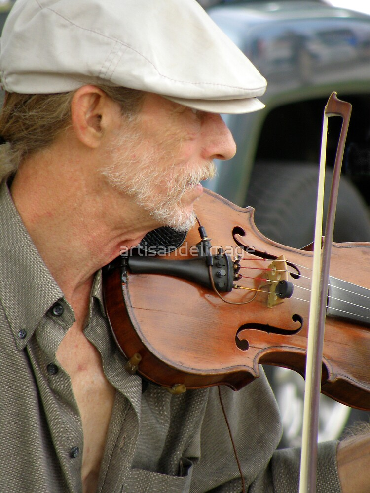 The Long Sob Of The Violin by artisandelimage