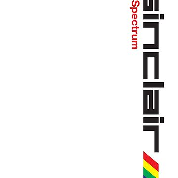 Sinclair ZX Spectrum by destinysagent