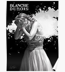 Blanche Dubois n°8  Poster
