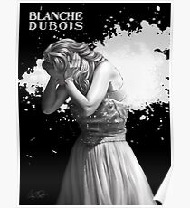 Blanche Dubois n°8  Poster