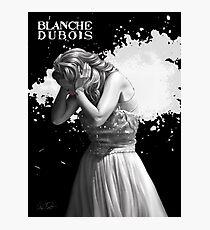 Blanche Dubois Nr. 8 Fotodruck