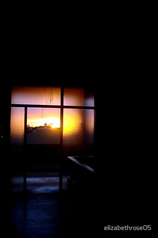 Through the Door by elizabethrose05