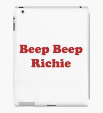 Beep Beep Richie iPad-Hülle & Klebefolie