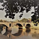 Bridge Over The Tiber by Fara