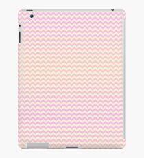 Zig Zag pattern iPad Case/Skin