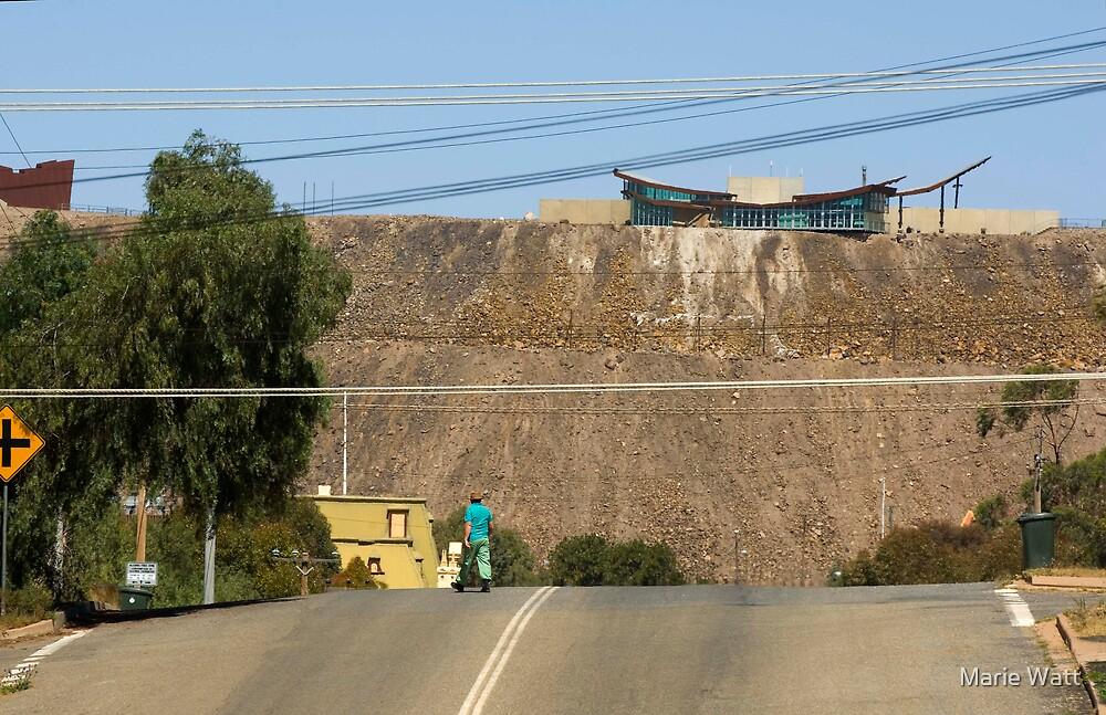 Broken Hill by Marie Watt