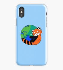 Save the Planet, Save the Pandas iPhone Case