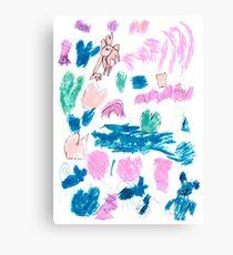 The Teddy Bears Picnic Canvas Print