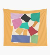 The Snail (Matisse Cut Out)  Wall Tapestry