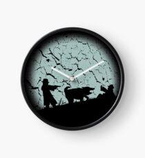 The Hound Clock