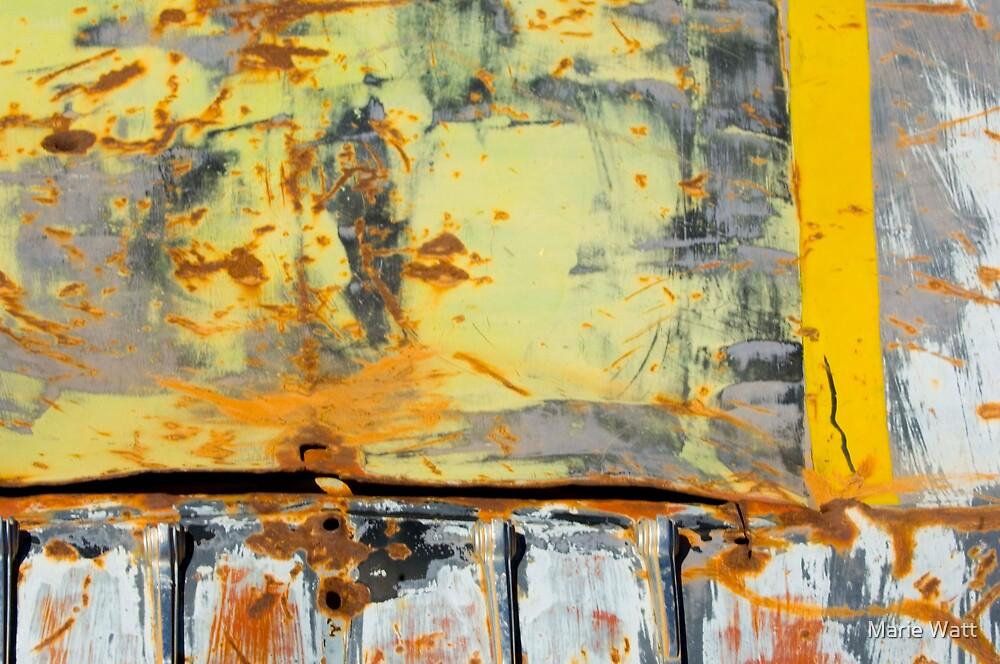 Detail by Marie Watt