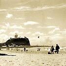 Newcastle Beach by UniSoul