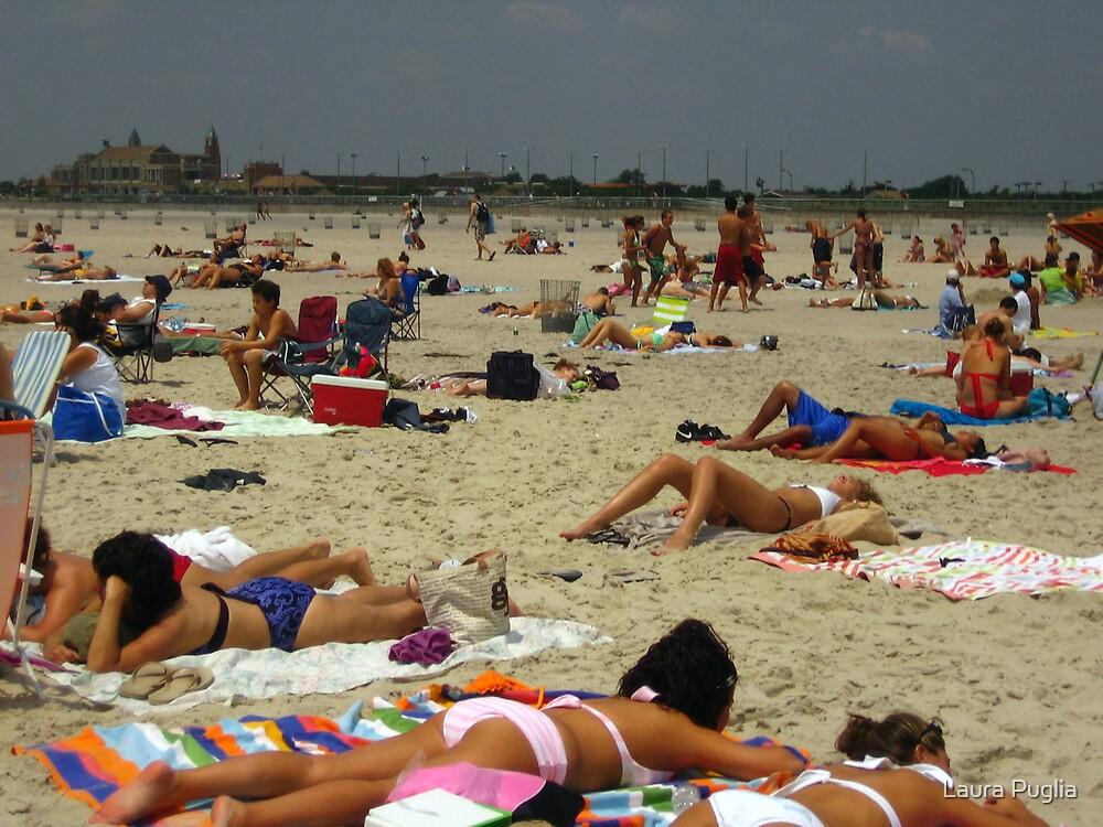 Beach Bums by Laura Puglia