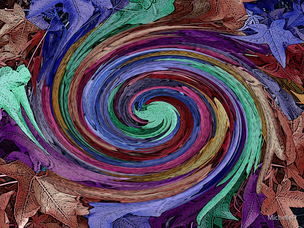 Autumn Swirl by MichelleR