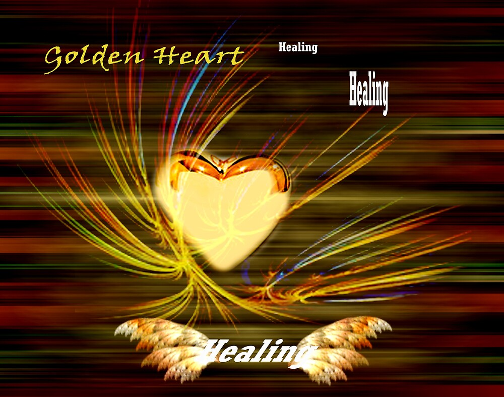 Healing Heart For Paul by Judi Taylor