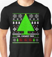 OH ,CHEMIST TREE COLOURS  T-SHIRT Unisex T-Shirt
