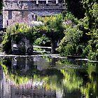 WARWICK CASTLE WATER GATE, WARWICKSHIRE, ENGLAND by FieryFinn77