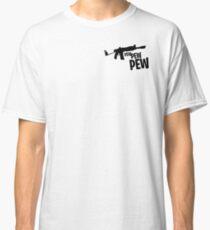 3 shots Classic T-Shirt