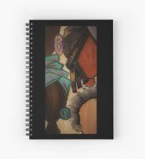 4 women Spiral Notebook