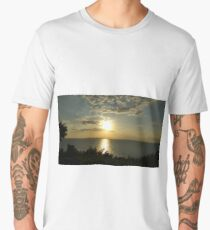 Awaji Sunset Men's Premium T-Shirt
