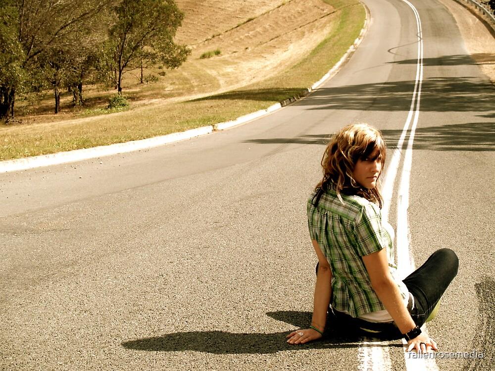 The Open Road by fallenrosemedia
