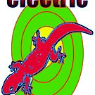 Electric gecko by GeoGecko