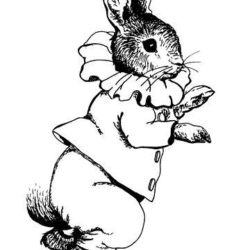 Fairytale Rabbit by littlegirlbluue
