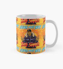 Mans not hot  Mug