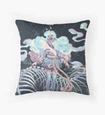 Poison Cloud Floor Pillow