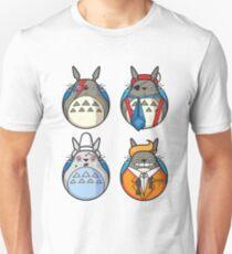 Totoro Bowie Unisex T-Shirt