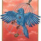 Magic bird by HanaStupica