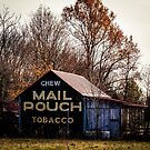 Mail Pouch Tobacco Barn by mcstory