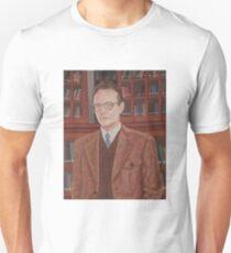Rupert Giles in his natural habitat Unisex T-Shirt
