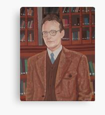 Rupert Giles in his natural habitat Canvas Print