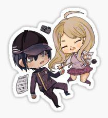 Kaede & Shuichi - Danganronpa V3 : Killing Harmony Sticker