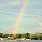 Rainbow Glow by Mys  Lyke Meeh