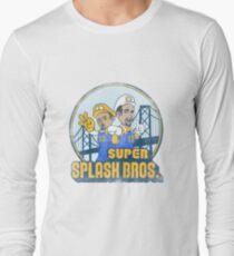 Super Splash Bros  Long Sleeve T-Shirt