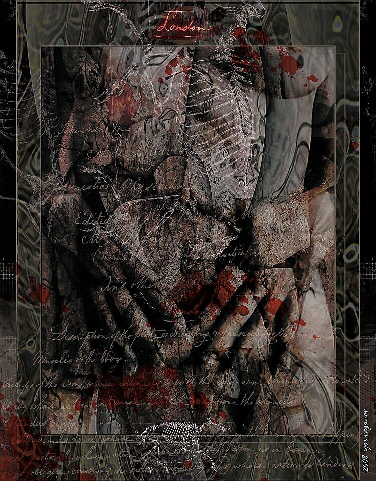 run with the wolf by Igor Vaganov