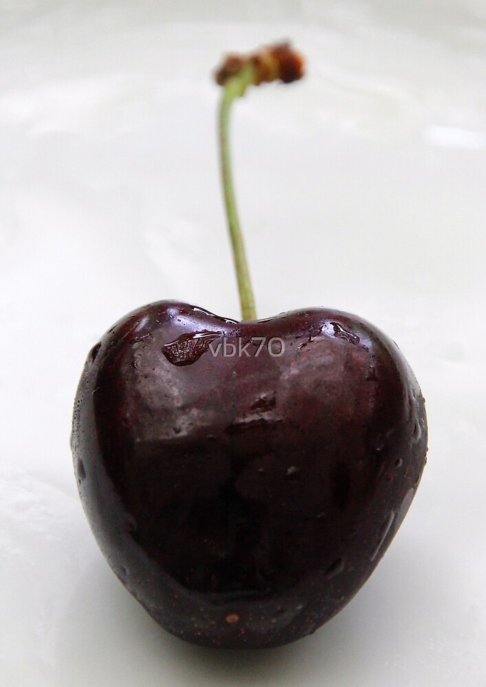 Bigarreau Cherry - Heart Cherry by vbk70