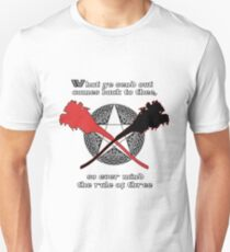 The law of Three T-Shirt