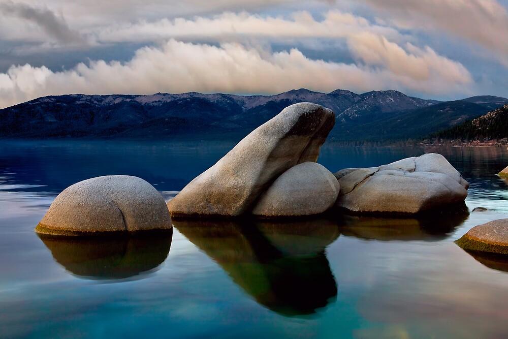 Hidden Beach by Cecil Whitt