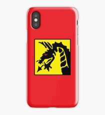 Dragon Symbol.  iPhone Case/Skin