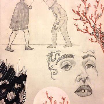 Sketchbookings #2 by littlegirlbluue