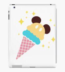 Mickey Mouse Ice Cream iPad Case/Skin