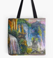 The White Council Tote Bag