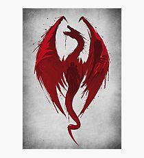 Dragon's Bane Photographic Print