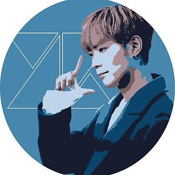 KNK - Heejun by ScissorCrazy